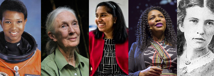 From Muddy Water to Big Dreams: Fostering Young Women in STEM