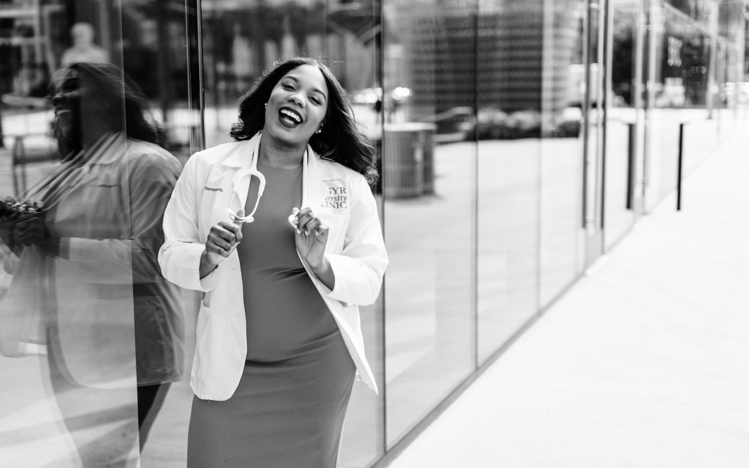 Humans of Infertility: Dr. Raquel Hammonds